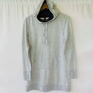 Gaiam Bliss Fleece Sweatshirt Dress/Long Top